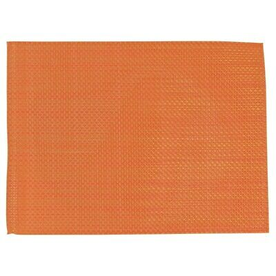 APS PVC Placemat Orange (Set of 6) [GJ993]