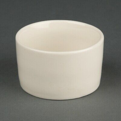 Olympia Ivory Contemporary Ramekins 70mm (Set of 12) [U849]