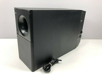 Bose CineMate Series II Subwoofer Only AS IS. Untested