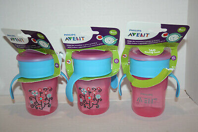 Philips Avent My First Big Kid 360 Transition Cup 9oz 9m+ - 3pk