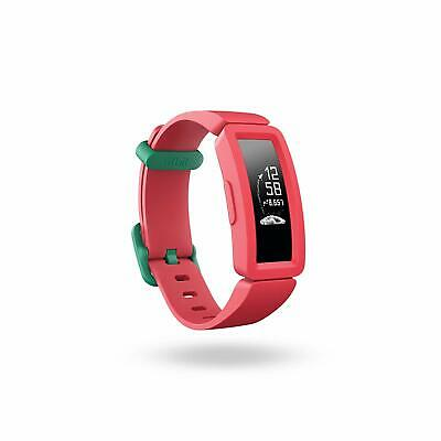 Fitbit FB414BKPK Ace 2 Activity Tracker for Kids, One Size