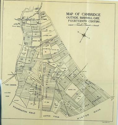 Cambridgeshire county history & directories includes kellys in 80 ebooks on disc