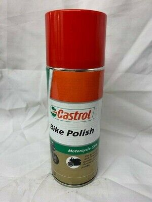 Castrol Bike Polish Motorcycles Care For Polishing And Cleaning 300Ml Can