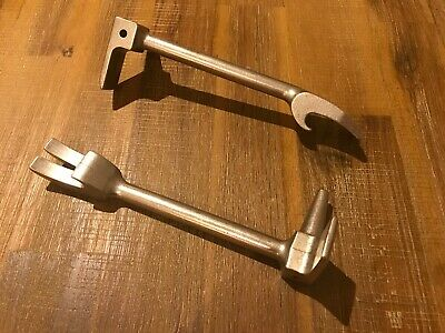 Halligan Tool Bottle Opener