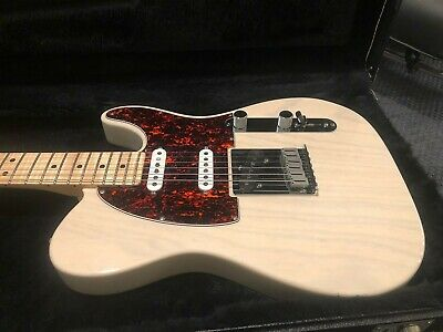 Fender Custom Shop American Classic Telecaster Stratocaster White Blonde Page