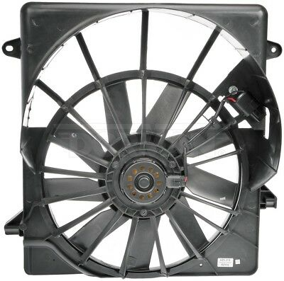 Engine Cooling Fan Assembly OMNIPARTS 16021175 fits 2008 Honda Accord 2.4L-L4