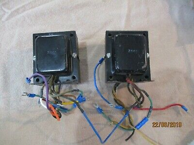 TESTED DYNACO MODEL PA-509 Power Transformer -- Used in FM--3 Tuner
