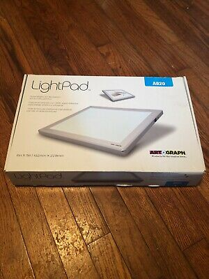 Art O Graph LED Light Pad A920