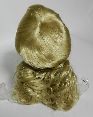 Vintage Tallina/'s Doll Wig Style 801 Size 13 Color Blonde NOS VT2814