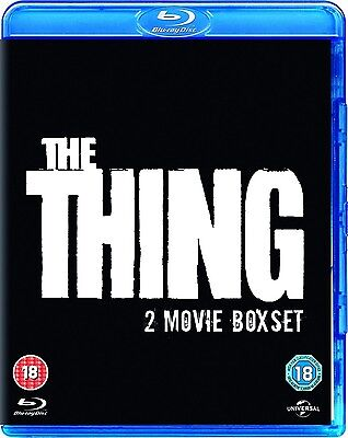 The Thing / The Thing (2011) - 2 Disc Blu-Ray - Special Edition - John Carpenter