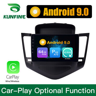 Android 9.0 Car Stereo GPS Player Navigation for Chevrolet Cruze 2009-2013 Radio