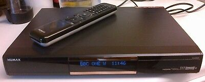Humax Pvr-9300T 320Gb Freeview Set Top Box Collection From Derby