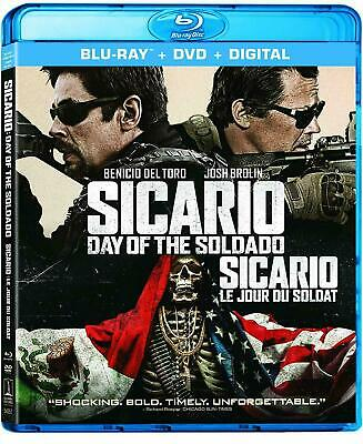 Sicario: Day of the Soldado - Blu-ray + DVD (2018)