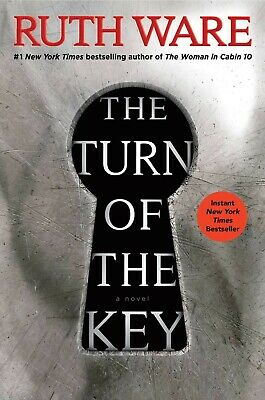 The Turn of the Key Hardcover by Ruth Ware