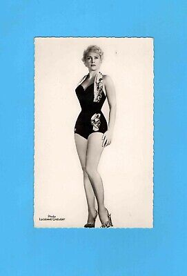 ► MARTINE CAROL  - CP - CARTE POSTALE - PHOTO - TBE - (Chevert )
