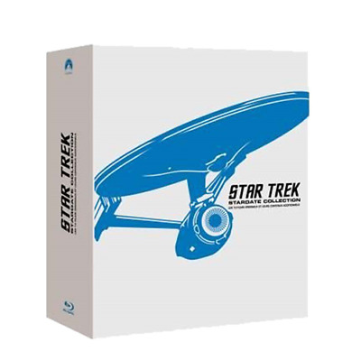 Star Trek Collection (12 Blu-Ray)  [Blu-Ray Nuovo]