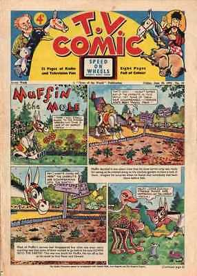 TV Comics and Annuals on Disc PDF & CDisplay (included) Formats for PC and more
