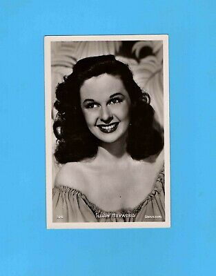 ► Susan Hayward - Cp - Carte Postale - Photo - Tbe