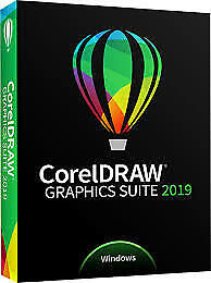 Corel Draw Graphics Suite 2019 +Lifetime activated+fast delivery