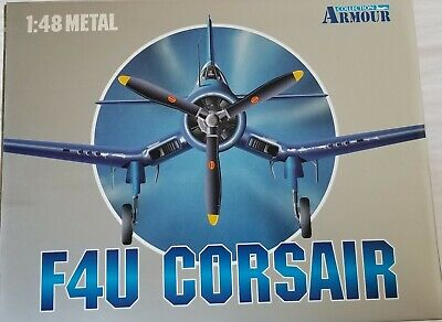 USMC WWII F4U CORSAIR - 1/48th scale - Armour Collection - # 98023 -1:48 - MIB
