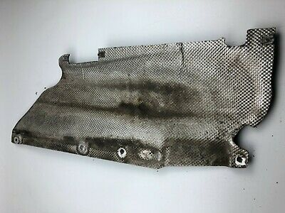 BMW 1 Series F20 Underbody shield, exhaust system 7284933