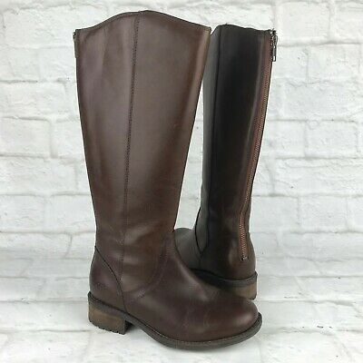ff8f91a09c0 UGG AUSTRALIA WOMENS Seldon Leather Tall Boot Size 9. Brown. Never ...