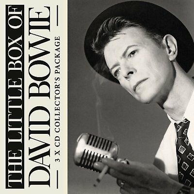 David Bowie 'The Little Box Of David Bowie' (New 3 CD)
