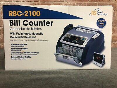 Bill Counters, Point of Sale & Money Handling, Retail & Services