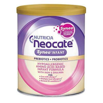 NUTRICIA 7D9Nzh1 1 EA Neocate Syneo Infant Powder 14.1 oz. 111436