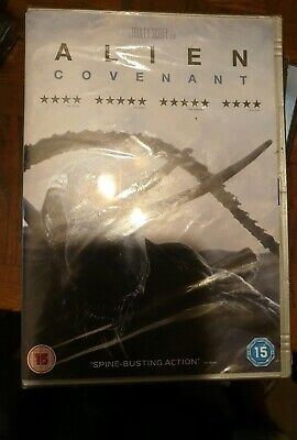 Alien: Covenant DVD new and sealed