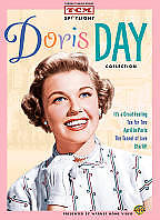 Like New 5DVD SET   Doris Day Collection  5 FULL LENGTH MOVIES   TCM CLASSIC