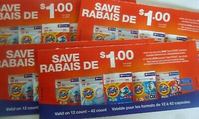 Save On Tide Pods Products