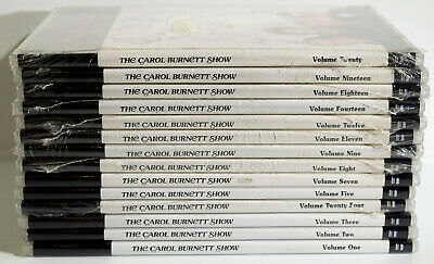 The Carol Burnett Show Collector's Edition 14 DVDs 9 NEW & SEALED 28 Episodes