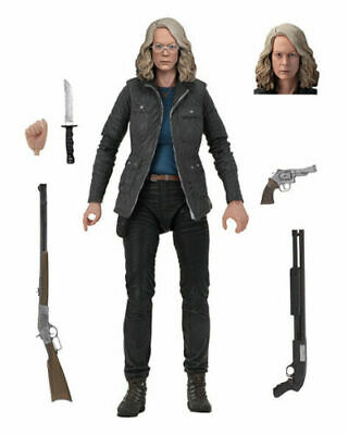 """Neca Halloween (2018) 7"""" Scale Action Figure Ultimate Laurie Strode Pre Order"""