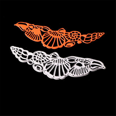 Decorative lace Metal Cutting Dies Stencil for Scrapbooking Album Cards MakingHT