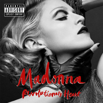 Madonna - Revolutionary Heart Promo Cd