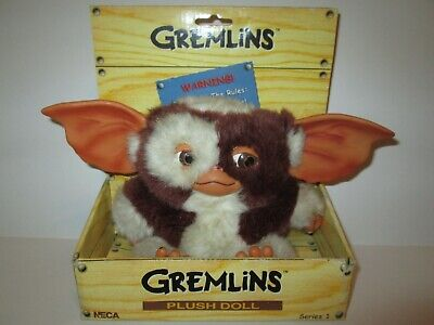 Gremlins Plush Doll Gizmo Series 1 NECA