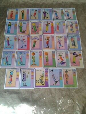 2000- Pez-129 Playing Card Game(U.s.games)-Characters Of Vintage