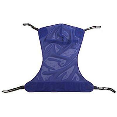 INVACARE 6V8Qzl1 1 EA R110 Reliant Full Body Sling without Commode Opening, Mesh