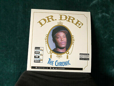 Dr. Dre The Chronic - Used Vinyl Record from collection