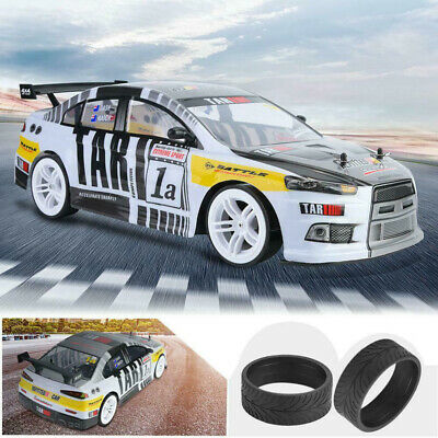 70km//h Speed 4WD High Simulation 1:10 Scale RC Drift Car Model Racing Vehicle