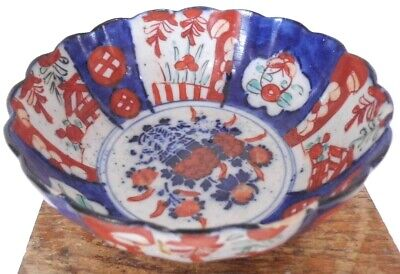 Imari Japanese antique Bowl meiji period