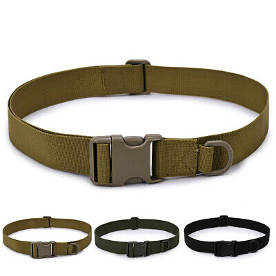 Equipment Waist Back Support Tactical Belt Riding Fastening Tape Military Belts
