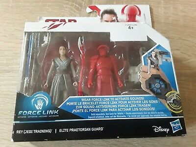 Star Wars Force Link: Rey & Elite Praetorian Guard (Episode VIII) - NEU & OVP!