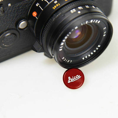 For Leica Soft Release Button Red Camera Photo Accessories New