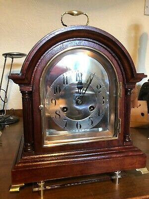Junghans Bracket Clock with B13 Movement