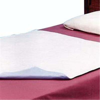 """ESSENTIAL 7637zn1 1 EA Quick-Sorb Brushed Polyester Reusable Underpad 34"""" x 35"""""""
