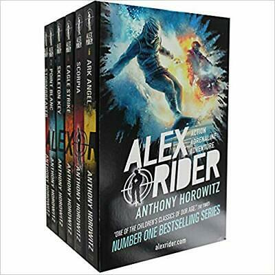 Anthony Horowitz Alex Rider 6 Books Collection