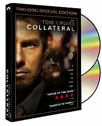Collateral (DVD, 2005, 2-Disc Set)
