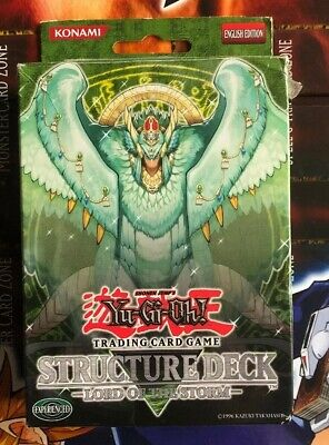 Yugioh Structure Deck Lord Of The Storm SD8 Complete (NM)